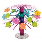 Hawaiian Luau Mini Cascade Table Centrepiece