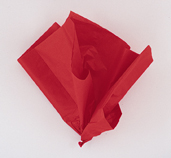 Red Tissue Paper 10 Sheet Pack