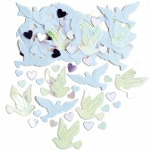 Wedding Doves Confetti 14g