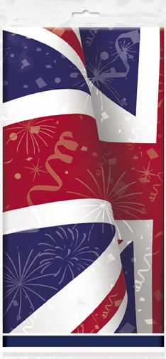 1 Union Jack Tablecover