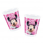 10 Minnie Mouse Clubhouse Plastic Party Cups