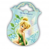 6 Tinkerbell Flowers Theme Plastic Loot/ Party Bags