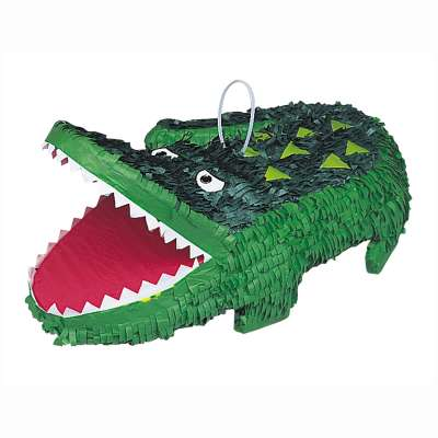 Alligator Bash Pinata