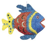 Angel Fish Bash Pinata