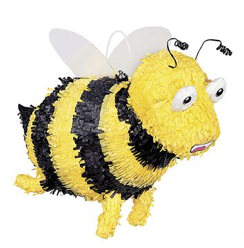 Bumble Bee Bash Pinata