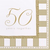 Golden Anniversary 50th