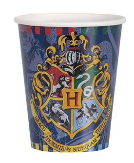 Harry Potter Party Paper Party Cups