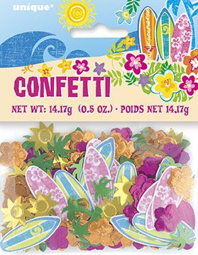 Hula Party Confetti 14.17g