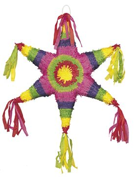 Mexican Star Bash Pinata