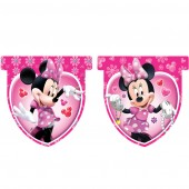 Minnie Mouse Happy Birthday Pennant Banner