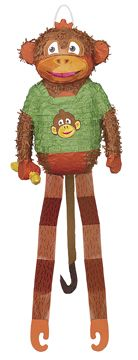 Monkey Bash Pinata
