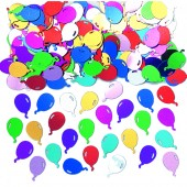 Multi-Colour Balloons Confetti 14g