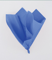 Royal Blue Tissue Paper 10 Sheet Pack