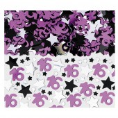 Sweet 16 Confetti 70g - big bag