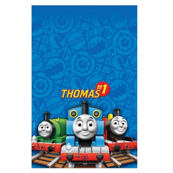 Thomas Tank Engine Plastic Tablecover